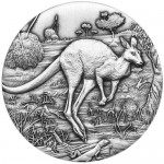 2016-2-oz-silver-australian-antiqued-kangaroo-rev