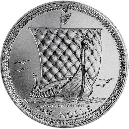 Buy 1 Oz Platinum Isle Of Man Noble Coins Online Silver Com