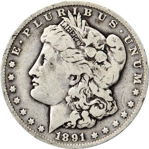 Buy 1878 1904 Morgan Silver Dollars Vg Silver Com
