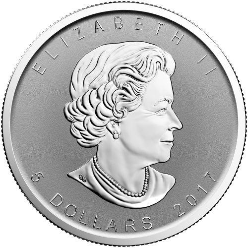 Buy 2017 1 Oz Cougar Privy Canadian Silver Maple Leafs