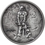 1-oz-silver-antique-frazetta-barbarian-rounds-rev
