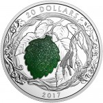 2017-1-oz-proof-canadian-silver-brilliant-birch-leaves-drusy-rev