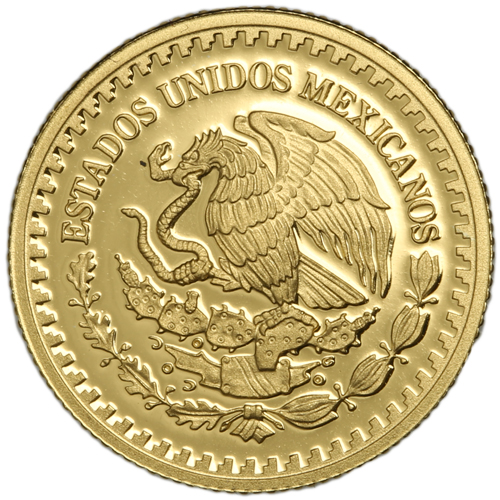Buy 2016 1 10 Oz Proof Gold Mexican Libertads 999