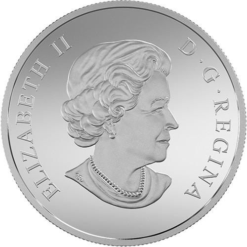2016 2 Oz Proof Silver Canadian Canada S Icy Arctic Coins