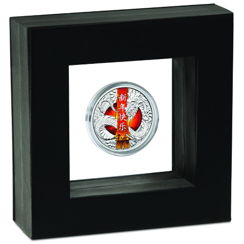 Buy 2017 1oz Silver Australian New Year Dragon Coins