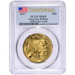 2017-1-oz-american-gold-buffalo-pcgs-ms69-fs-obv