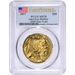 2017-1-oz-american-gold-buffalo-pcgs-ms70-fs-obv