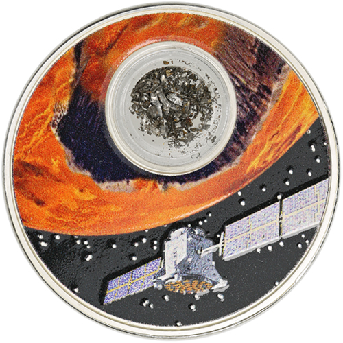 2017 Silver Niue Mission To Mars Coins Silver Com