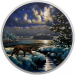 2017-2-oz-proof-canadian-silver-animals-in-moonlight-cougar-rev-1