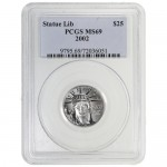 1-4-oz-American-Platinum-Eagle-Coin-PCGS-MS69-VariedYear