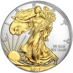 2017-american-silver-eagle-gilded