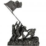 1-kilo-antique-finish-iwo-jima-silver-statue-1