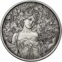1-oz-antique-mucha-collection-champagne-silver-round-rev
