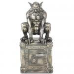13-oz-antique-finish-godric-gargoyle-silver-statue-1