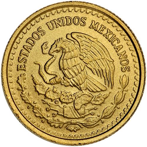Buy 2016 1 10 Oz Mexican Gold Libertads 999 Bu