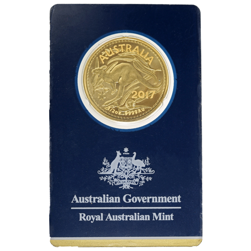 Buy 2017 1 2 Oz Gold Royal Australian Mint Kangaroos
