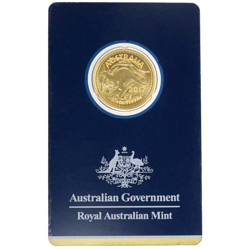Buy 2017 1 4 Oz Gold Royal Australian Mint Kangaroos
