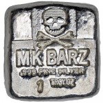 1-oz-MK-BARZ-Hand-Poured-Pirate-Silver-Square(Jolly-Roger-Style)