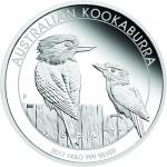 2017-1-kilo-proof-australian-silver-kookaburra-rev