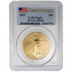 2009-1oz-American-Gold-Eagle-Coin-PCGS-MS69-FS