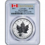 2017-1-oz-moose-privy-canadian-silver-maple-leaf-reverse-proof-pcgs-pr69-fs-obv