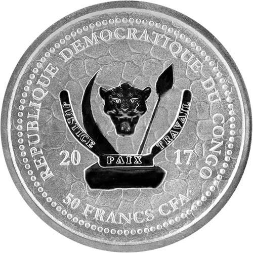 Buy 2017 100 Gram Silver Drc Water Buffalo Coin Silver Com