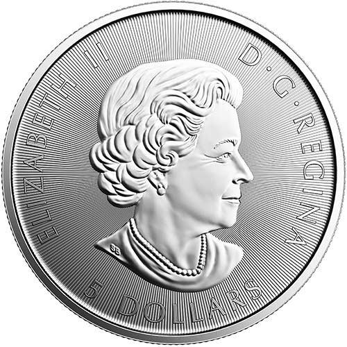 2017 1 Oz Silver Canadian Voyageur 150th Anniversary Coins
