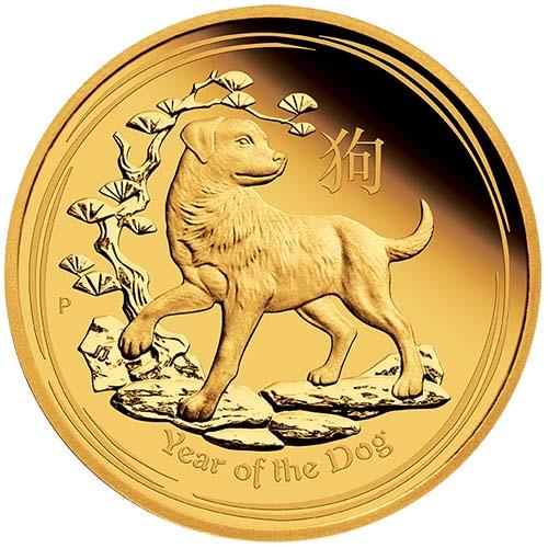 Buy 2018 1 Oz Gold Proof Australian Dog Coins Silver Com