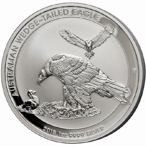 Buy 2018 1 Oz Silver Australian Wedge Tail Eagle Coins