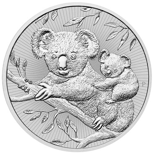 Buy 2018 2 Oz Silver Australian Mother Amp Baby Koala Coins