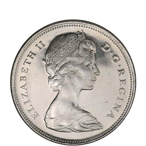 Buy 1958 1967 Canada Silver Dollars Au Silver Com