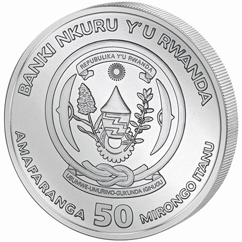Buy 2019 1 Oz Proof Silver Rwandan Pig Coins Online