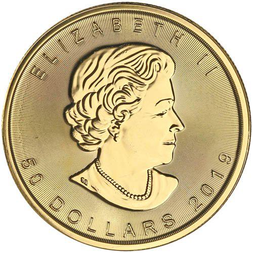 Buy 2019 1 Oz Gold Canadian Maple Leaf Coins Online