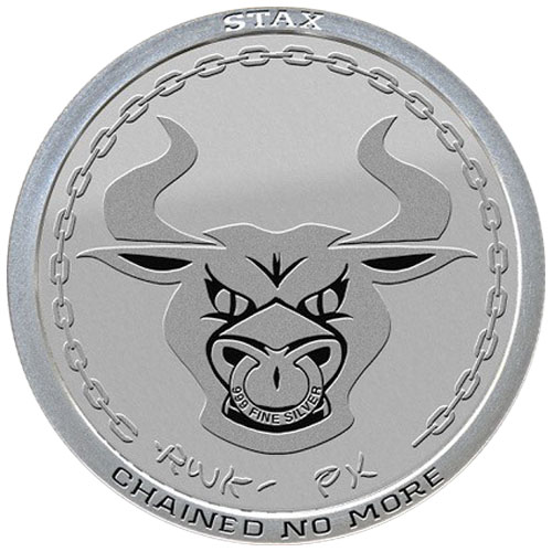 Buy 1 Oz Silver Chautauqua Silver Works Stax Rounds