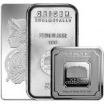 Buy Gram Weighted Silver Bars 1g 1 000g Online Silver Com